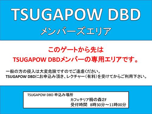 TSUGAPOW DBD